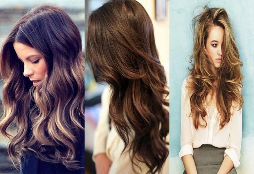 Saçları Gür Gösterme Yolları
